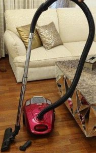 American Micronic AMI-VCC-1600WDx Vacuum Cleaner