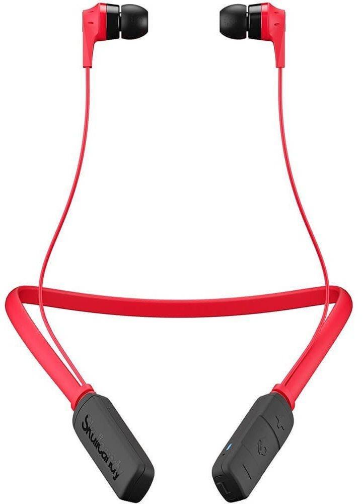Skullcandy Ink'd Bluetooth Headset with Mic is the Best Wireless Earphones under 2500