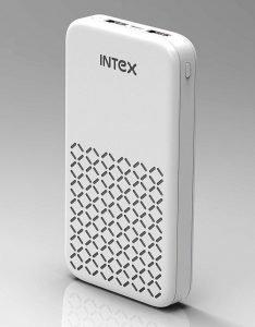 Intex IT-PB 16K Poly 16000mAH Lithium Polymer slim power bank
