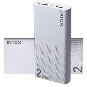 Intex IT-PB 20K Poly 20000 mAh Power Bank