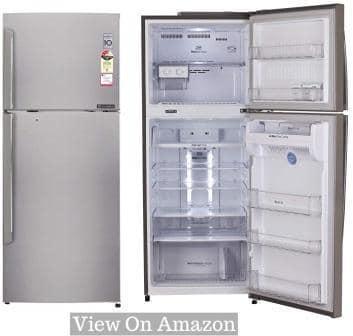 LG 420L (GL-I472QPZX) 4 Star Frost-Free Double Door Refrigerator