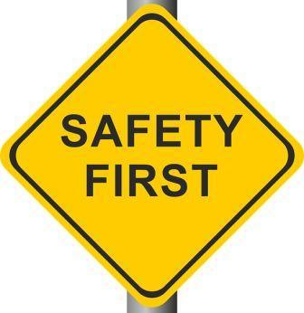 Safety features of Air Fryer
