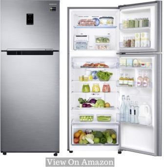 Samsung 415L (RT42M553ES8/TL) 4-Star Frost Free Double Door Fridge
