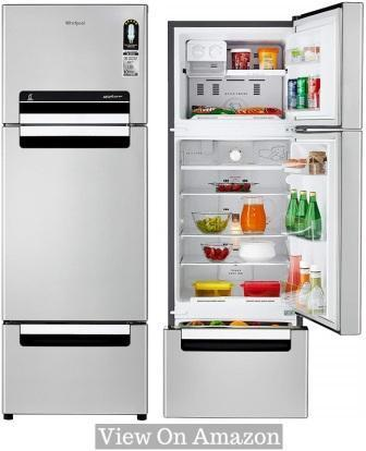 Best Refrigerator Brand In India 2021, Whirlpool 300L (FP-313D) 4-Star Frost Free Multi-Door Refrigerator