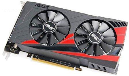 ASUS Expedition GeForce GTX 1050Ti 4GB GDDR5 OC PCI Express Graphics Card