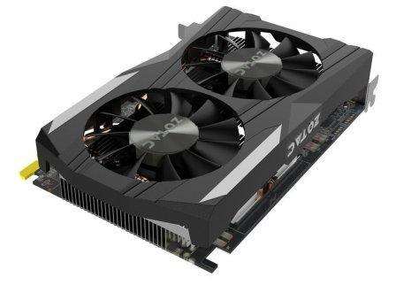 ZOTAC GeForce GTX 1050 Ti 4GB GDDR5 Graphics Card (OC Edition)