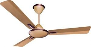 high speed ceiling fan, Crompton Aura Premium 1200mm Ceiling Fan with 3 Blades