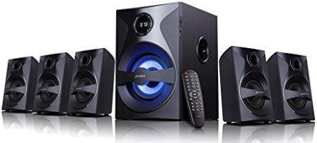 Best Home Theater System Under 5000, F&D F3800X 5.1 Speaker System