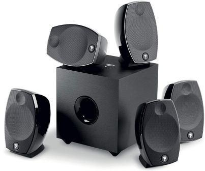 Focal Sib Evo Dolby Atmos Loudspeakers surround sound Home Theatre System