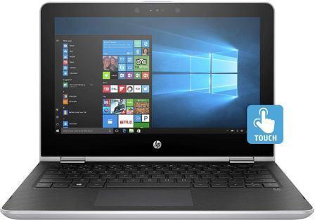 HP Pavilion x360 11-ad105tu Touch Screen Laptop