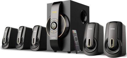 Best Home Theatre System Under 5k, Intex Speaker IT-6020 Hi-Fi System