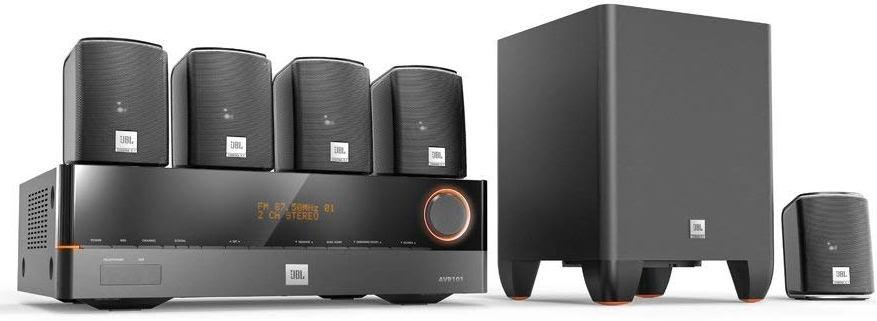 Best Home Theater System Under 40000 Rupees In India 2019, JBL Cine System 500Si Surround Sound Home Theater