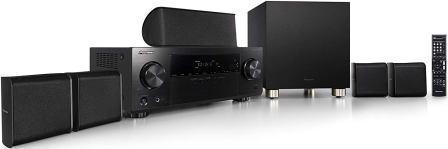 Pioneer HTP-074 Surround Sound Home Theatre System