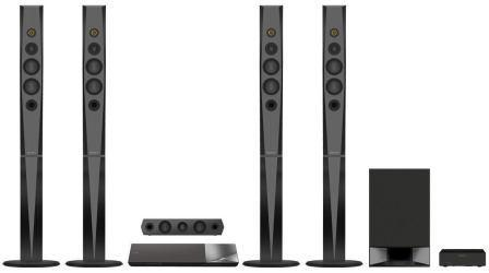 Sony BDV-N9200W 3D Blu-Ray BT is the Best Home Theater System in India 2019