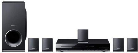Best Home Theater System Under 10000, Sony DAV-TZ145 Home Theater System