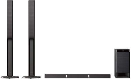 Best Home Theater System Under 25000, Sony HT-RT40 5.1 Ch Sound Bar Home Theater System