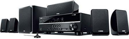 Best Home Theater System Under 30000, Yamaha Yht-2910 5.1 Channel Home Cinema System