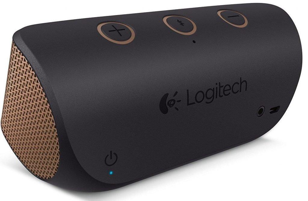 Best Speakers in India, Logitech X300 Portable Bluetooth Speaker