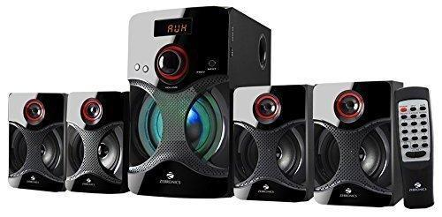 best home theater under 3000, Zebronics BT4440RUCF 4.1 Audio System