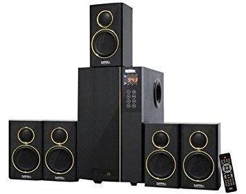 best 5.1 speakers under 6000, Zebronics SPK-SW8500RUCF ZEB 5.1 Home Theater Speakers