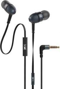 BoAt BassHeads 225 In-Ear Headphones with Mic the best earphones under 500