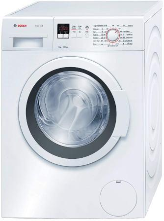 Best Fully Automatic Front loading Washing Machine in India 2020, Bosch WAK201601N -7Kg Fully Automatic Front Load Washing Machine