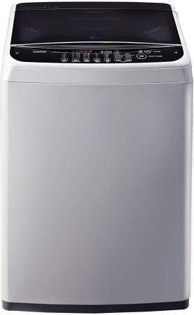 Best Top Loading Washing Machine, LG T7281NDDLG - 6.2 kg Inverter Fully Automatic Top Loading Washing Machine