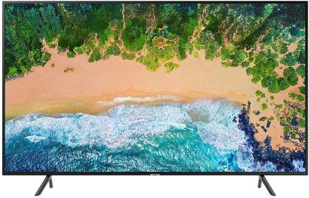 Samsung 7 Series (55 inches) Ultra HD 4K LED Smart TV (UA55NU7100K)