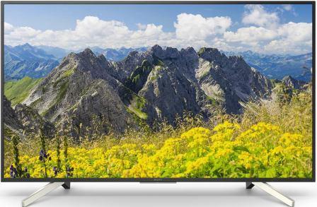Sony Bravia 55 inches 4K UHD LED Smart TV (KD-55X7500F)