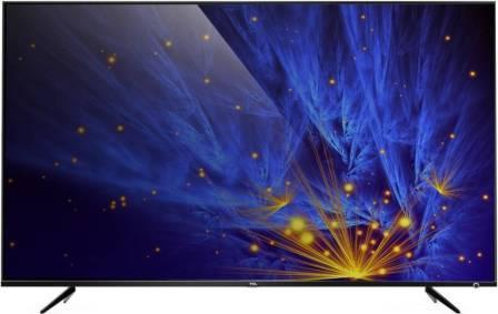 best led tv in india, TCL P6 43-inch Ultra HD 4K LED Smart TV(43P6US)