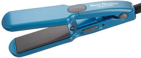 Best Hair Straightener, Babyliss PRO Nano Titanium 1-Inch Hair Straightener