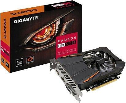 Gigabyte AMD Radeon R7-360 2GB DDR5 Computer Graphics Card