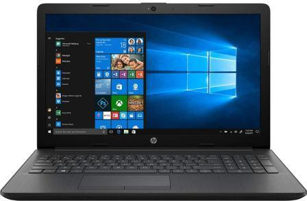 best laptop under 50000 with 8gb ram, HP 15 Core i5 8th gen 15.6 inch Full HD Laptop
