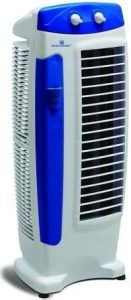 Best Room Coolers In India, Kelvinator KTF-131 4 Blade Tower Air Cooler
