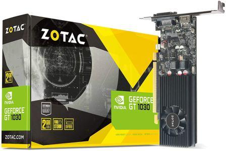 Best Graphics Card under 10k, Zotac Nvidia GT1030 2GB GDDR5 Graphics card