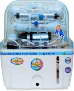 Top 10 Best Water Purifier in India 2020 with Ro + UV with TDS Controller for Home use, Aquafresh Swift 15-Ltr Mineral RO+UV with TDS Controller Water Purifier