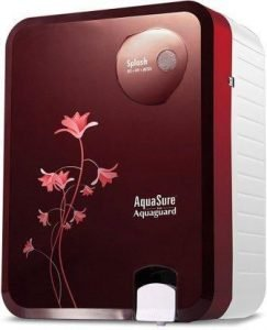 Best Ro Water Purifier In India, Aquaguard Splash 6-Litre RO+UV+MTDS Water Purifier