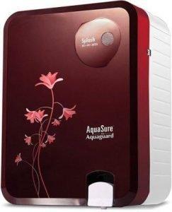Best Ro Water Purifier In India, Aquaguard Splash 6-Litre RO+UV+MTDS Water Purifier