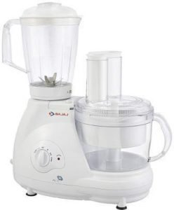 Best Food Processor Brand in india 2020, Bajaj FX11 600 W Food Processor with Mixer Grinder