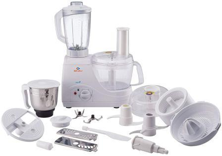 Best Food Processor under 5000, Bajaj FX7 600 W Food Processor with Mixer Grinder with Mixer Grinder