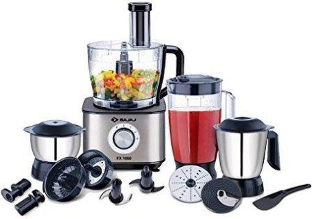 Bajaj Fab FX1000 the Best Food Processor In India 2020