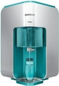 Havells Max 8 Ltr RO+UV+ Mineralizer Water Purifier, Best Water Purifier Under 10000