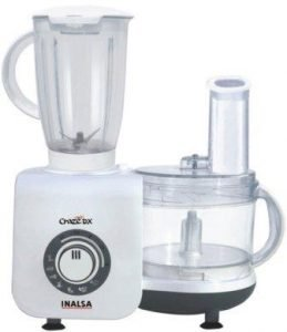 Inalsa Craze Dx 700 W Food Processor with Mixer Grinder