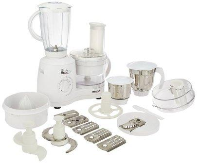 Top Food Processor with Mixer Grinder