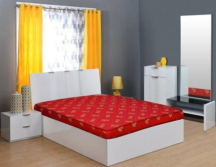 Nilkamal Value+ 4-Inch Foam Mattress