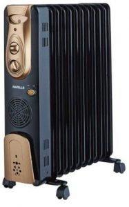 Havells OFR 11 Fin PTC 2900 Watt Fan Room Heater