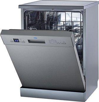 Kaff KDW Delta 60 Stainless Steel Free-Standing Dishwasher