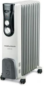 Morphy Richards OFR 09 2000 Watt Oil Filled Room Heater