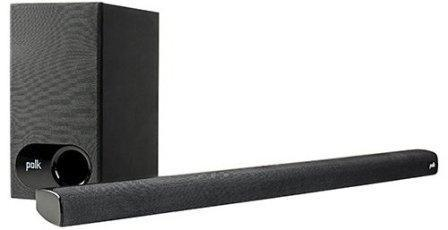 Polk Audio Signa 2.1 CH SoundBar with 3D Surround Sound