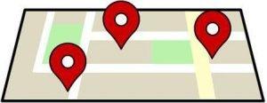GPS Map Symbol